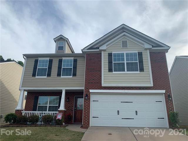 6607 Eastfield Park Drive, Charlotte, NC 28269 (#3738290) :: Rowena Patton's All-Star Powerhouse