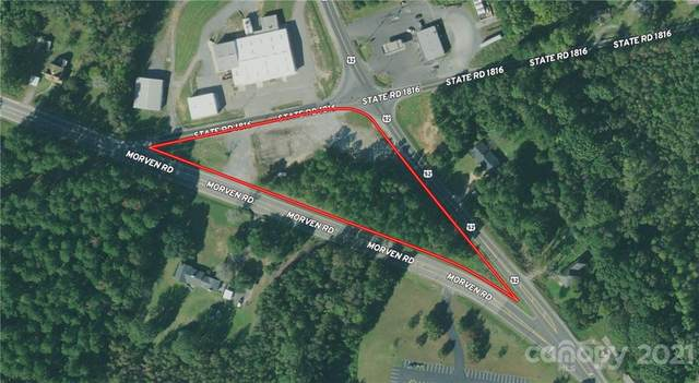 00 Morven Road, Wadesboro, NC 28170 (#3738338) :: BluAxis Realty