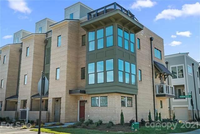 1583 Duckworth Avenue #24, Charlotte, NC 28208 (#3738347) :: Cloninger Properties