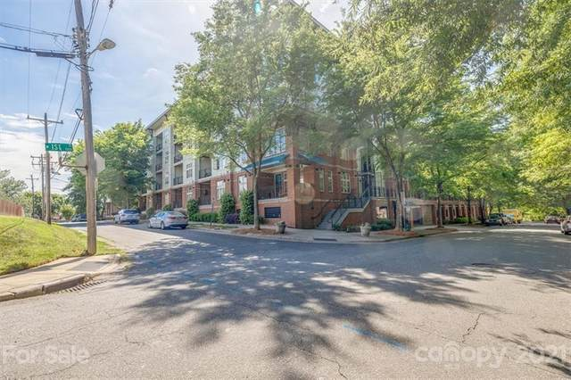 1101 W 1st Street #309, Charlotte, NC 28202 (#3738354) :: Home and Key Realty