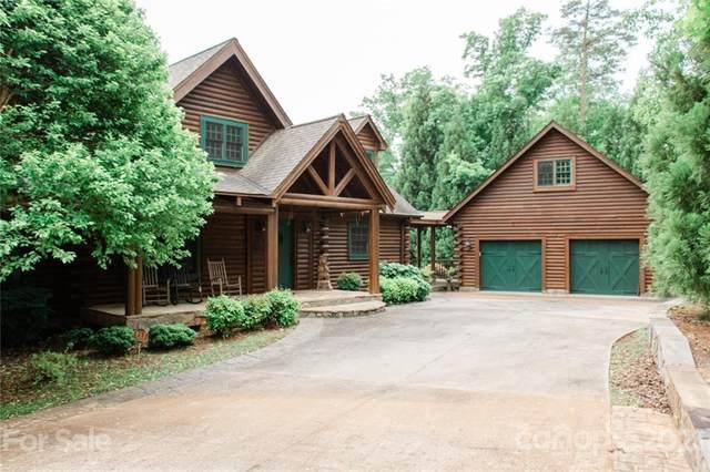 804 Sierra Trace Road, Denton, NC 27239 (#3738400) :: Rhonda Wood Realty Group