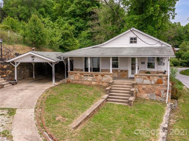 292 & 306 Mountain Page Road, Saluda, NC 28773 (#3738404) :: DK Professionals