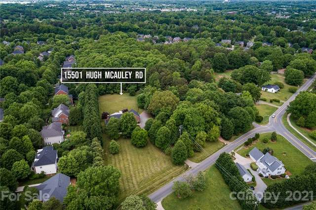 15501 Hugh Mcauley Road, Huntersville, NC 28078 (#3738436) :: Puma & Associates Realty Inc.