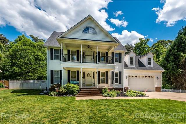 202 Tawny Bark Drive, Mooresville, NC 28117 (#3738516) :: LKN Elite Realty Group | eXp Realty