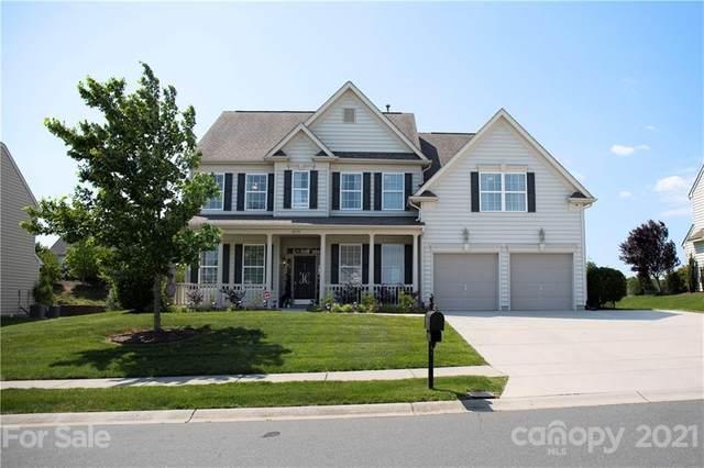 4379 Bridge Pointe Drive, Harrisburg, NC 28075 (#3738524) :: Mossy Oak Properties Land and Luxury