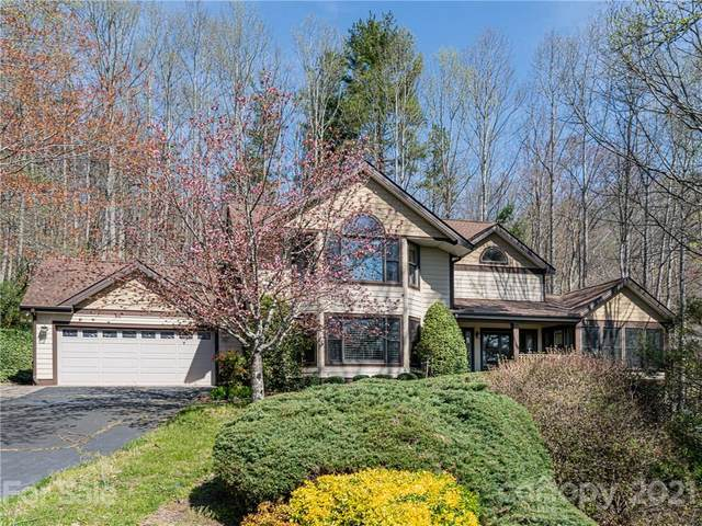 800 Sunlight Ridge Drive, Hendersonville, NC 28792 (#3738530) :: Burton Real Estate Group