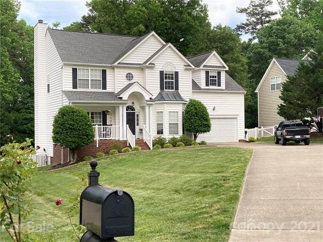 7716 Palmerfield Drive, Mint Hill, NC 28227 (#3738548) :: SearchCharlotte.com