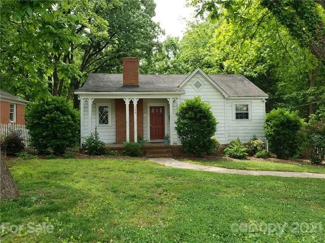 1739 Merriman Avenue, Charlotte, NC 28203 (#3738563) :: Carver Pressley, REALTORS®