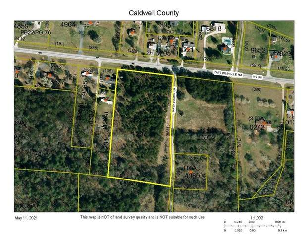 TBD Taylorsville Road, Lenoir, NC 28645 (#3738588) :: Mossy Oak Properties Land and Luxury