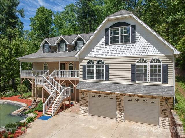 211 Sound Place, Asheville, NC 28806 (#3738609) :: Keller Williams Professionals