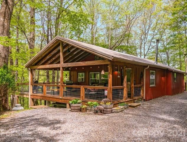 465 Deep Gap Road, Burnsville, NC 28714 (#3738614) :: Modern Mountain Real Estate