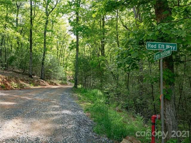 999 Fern Hollow Road #5, Mills River, NC 28742 (#3738663) :: Keller Williams Professionals