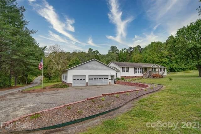 1116 W Lewis Ferry Road, Statesville, NC 28677 (#3738731) :: Burton Real Estate Group