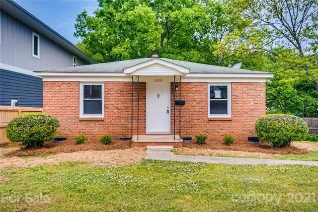 1219 Seigle Avenue, Charlotte, NC 28205 (#3738756) :: Cloninger Properties