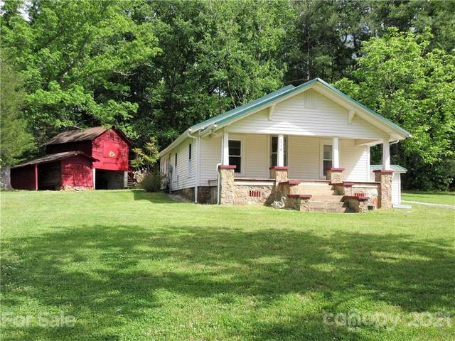 6998 Nobby Lail Road, Connelly Springs, NC 28612 (#3738866) :: Burton Real Estate Group