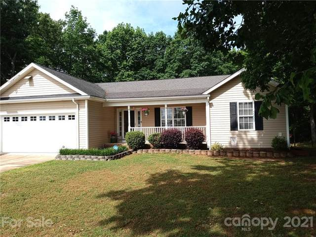 3421 Polkville Road, Shelby, NC 28150 (#3738886) :: BluAxis Realty