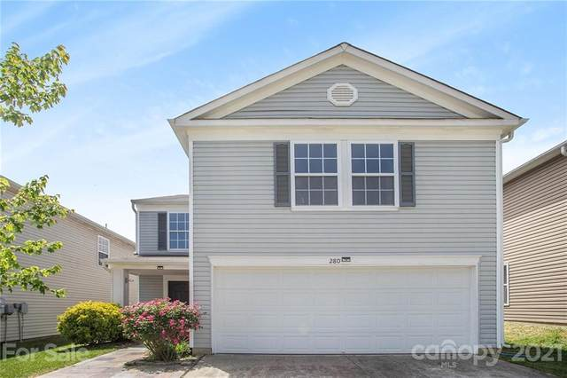 280 Morning Dew Drive, Concord, NC 28025 (#3738897) :: BluAxis Realty