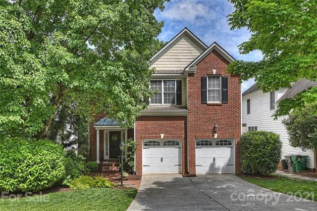 1918 Dunhill Drive, Charlotte, NC 28205 (#3738917) :: Odell Realty