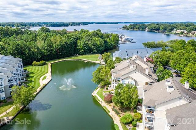 18736 Nautical Drive #305, Cornelius, NC 28031 (#3738943) :: Stephen Cooley Real Estate Group