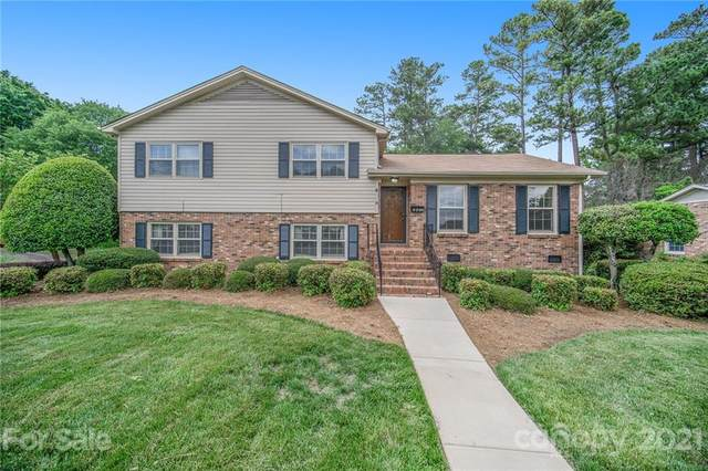 2436 Shaw Avenue, Gastonia, NC 28054 (#3738944) :: Odell Realty