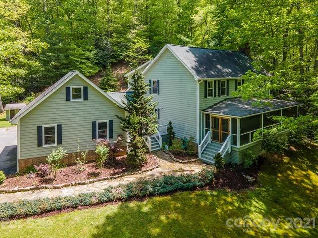 171 Aberdeen Lane, Pisgah Forest, NC 28768 (#3738950) :: Mossy Oak Properties Land and Luxury