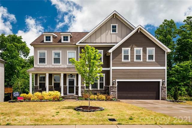 361 Winding Oaks Lane SE #130, Concord, NC 28025 (#3738975) :: High Performance Real Estate Advisors