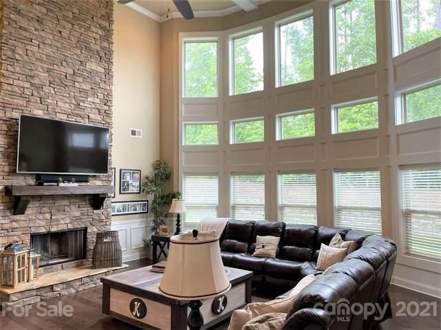 13410 Crystal Springs Drive, Huntersville, NC 28078 (#3739028) :: Puma & Associates Realty Inc.