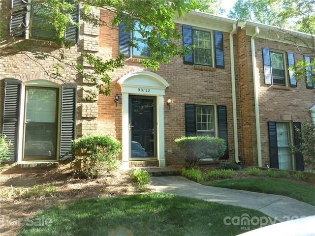 9012 Nolley Court #B, Charlotte, NC 28270 (#3739060) :: Carver Pressley, REALTORS®