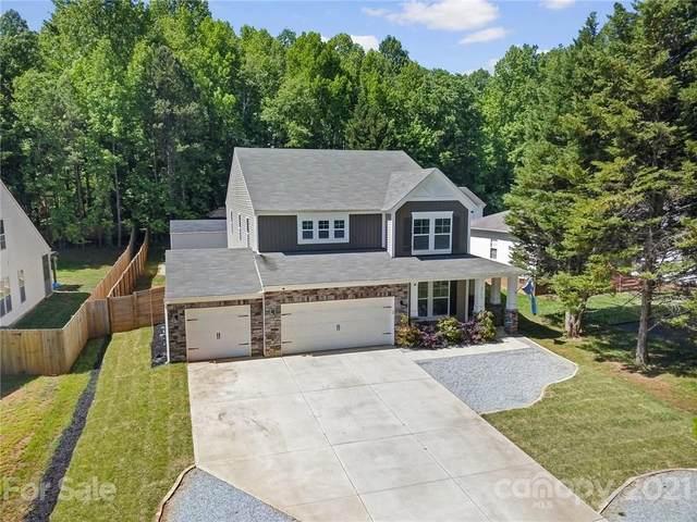 3723 Hayden Drive, Charlotte, NC 28269 (#3739064) :: Exit Realty Vistas