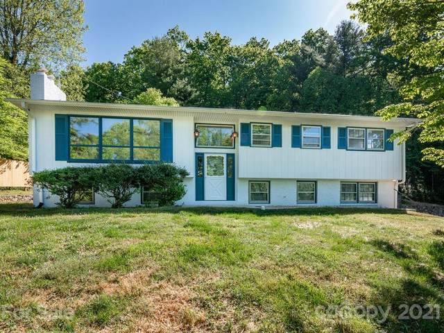 428 Lyndhurst Drive, Hendersonville, NC 28791 (#3739071) :: Home and Key Realty