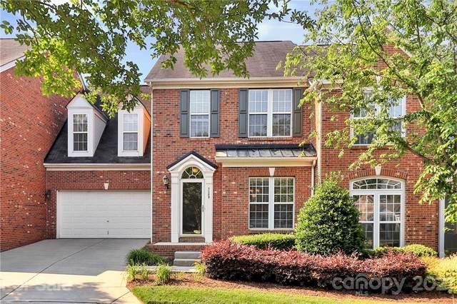 5209 Berkeley Estates Drive #35, Charlotte, NC 28277 (#3739088) :: Cloninger Properties