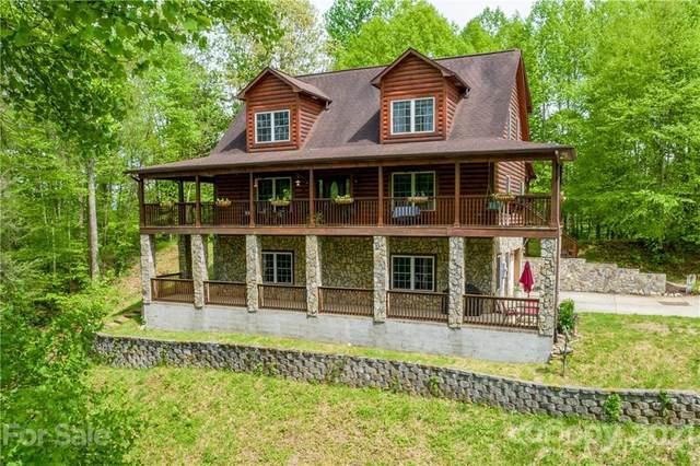 95 Multiflora Way, Waynesville, NC 28785 (#3739091) :: The Allen Team