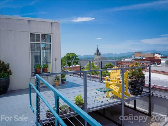 59 College Street #402, Asheville, NC 28801 (#3739097) :: NC Mountain Brokers, LLC