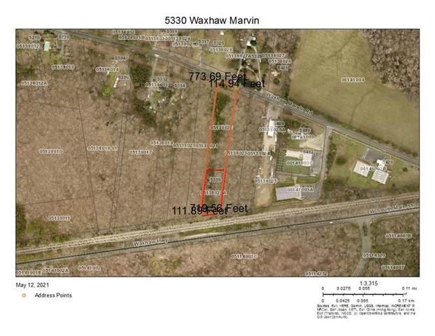 5330 Waxhaw Marvin Road, Waxhaw, NC 28173 (#3739144) :: BluAxis Realty