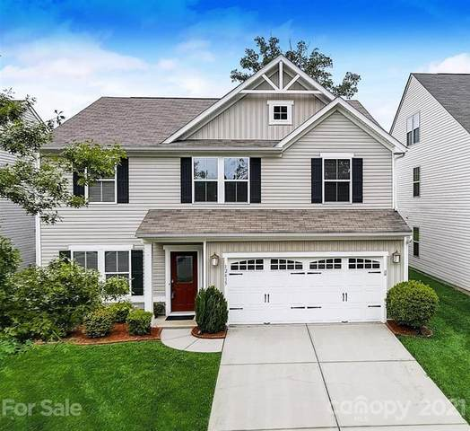 12415 Lookout Point Drive, Charlotte, NC 28269 (#3739185) :: BluAxis Realty