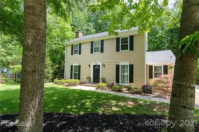 9508 Kent Village Drive, Charlotte, NC 28269 (#3739187) :: High Performance Real Estate Advisors
