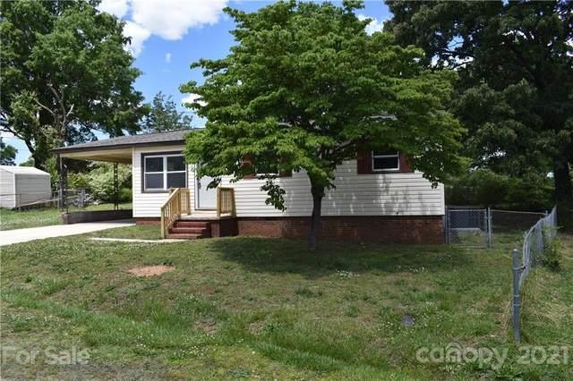 2928 Springdale Avenue #2, Kannapolis, NC 28081 (#3739192) :: Home and Key Realty