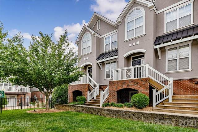 819 Clarkson Mill Court #17, Charlotte, NC 28202 (#3739198) :: BluAxis Realty