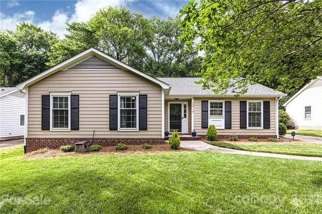 2419 Turnberry Lane, Charlotte, NC 28210 (#3739208) :: Keller Williams South Park
