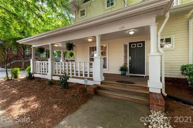1124 W 1st Street, Charlotte, NC 28202 (#3739214) :: Exit Realty Vistas