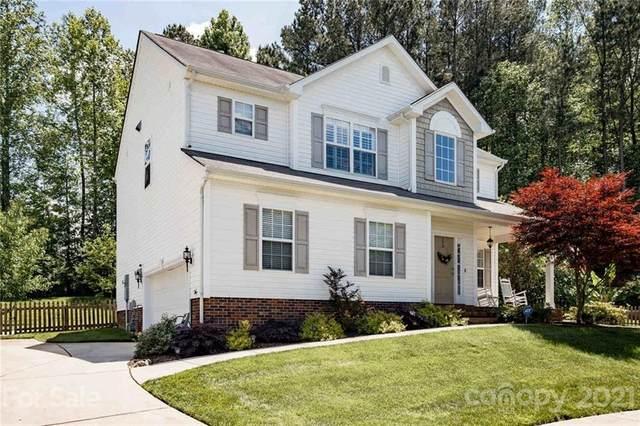 8712 Bell Song Lane, Huntersville, NC 28078 (#3739215) :: Keller Williams South Park