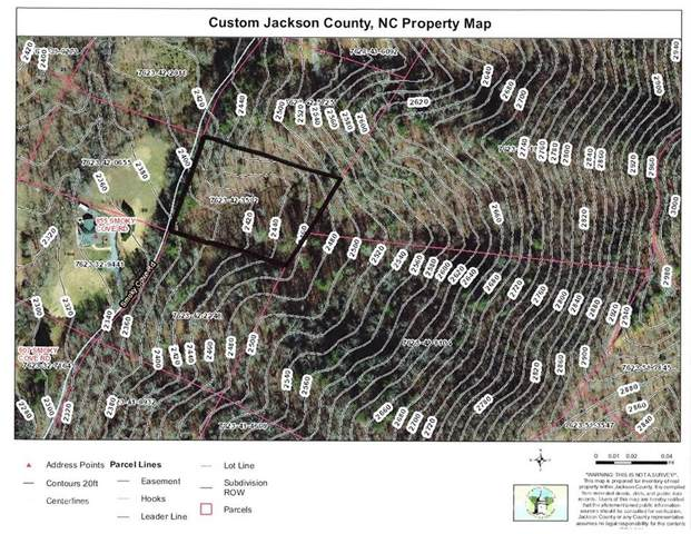 0 Smoky Cove Road #9, Whittier, NC 28789 (#3739236) :: Modern Mountain Real Estate