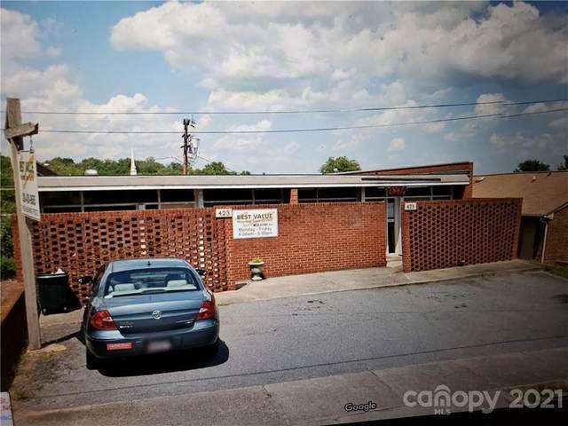 425 S King Street, Morganton, NC 28655 (#3739240) :: BluAxis Realty