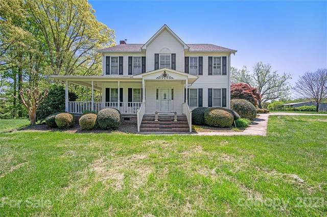 575 Mt Tabor Road, Cleveland, NC 27013 (#3739252) :: Burton Real Estate Group