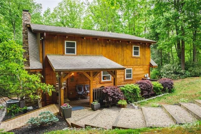 26 & 30 W Fork Creek Road, Saluda, NC 28773 (#3739262) :: Modern Mountain Real Estate