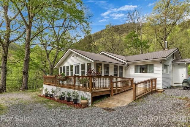 992 Grays Ridge Road, Tuckasegee, NC 28783 (#3739309) :: BluAxis Realty