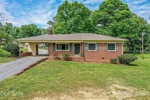 1838 Connelly Springs Road, Lenoir, NC 28645 (#3739348) :: Burton Real Estate Group