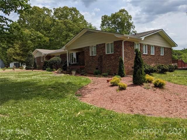 684 High Shoals Church Road, Mooresboro, NC 28114 (#3739349) :: Puma & Associates Realty Inc.