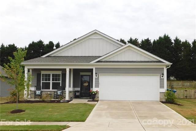 1511 Troon Drive, Salisbury, NC 28144 (#3739372) :: Home and Key Realty
