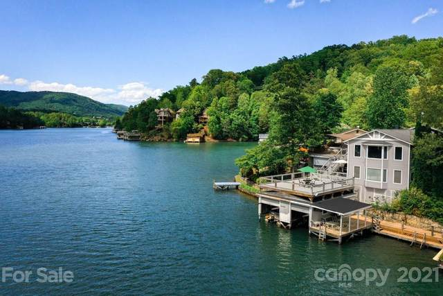 117 Havnaers Point, Lake Lure, NC 28746 (#3739387) :: Caulder Realty and Land Co.
